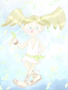 Wind dancer [Pop'n Music]