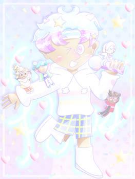 Cake Poppin' Concert [Cookie Run]