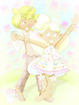 Dancing in the sunlight [Cookie Run]