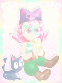 Pirata loves ice cream [Pirata and Capitano]