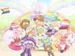 Cookie Run Pride Parade
