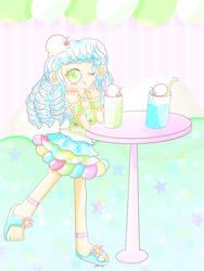 Merry Go Summer 1 - Summer Yummies