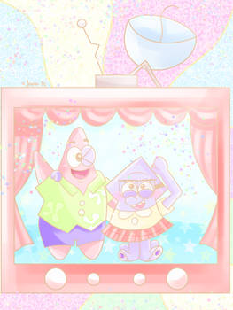 Patrick Star, truly the star of his own show