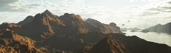 Casperium Valley