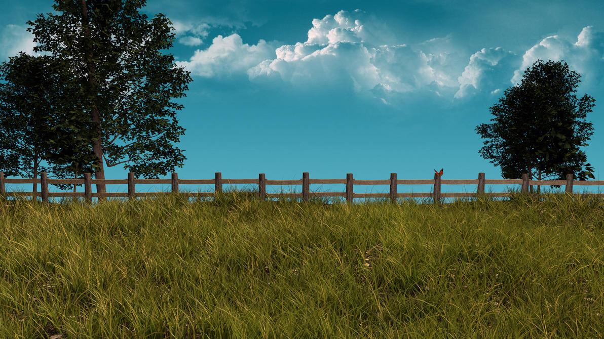 Grassland by fission1