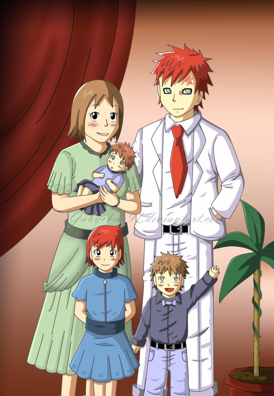 gaara and matsuri family - photo #13