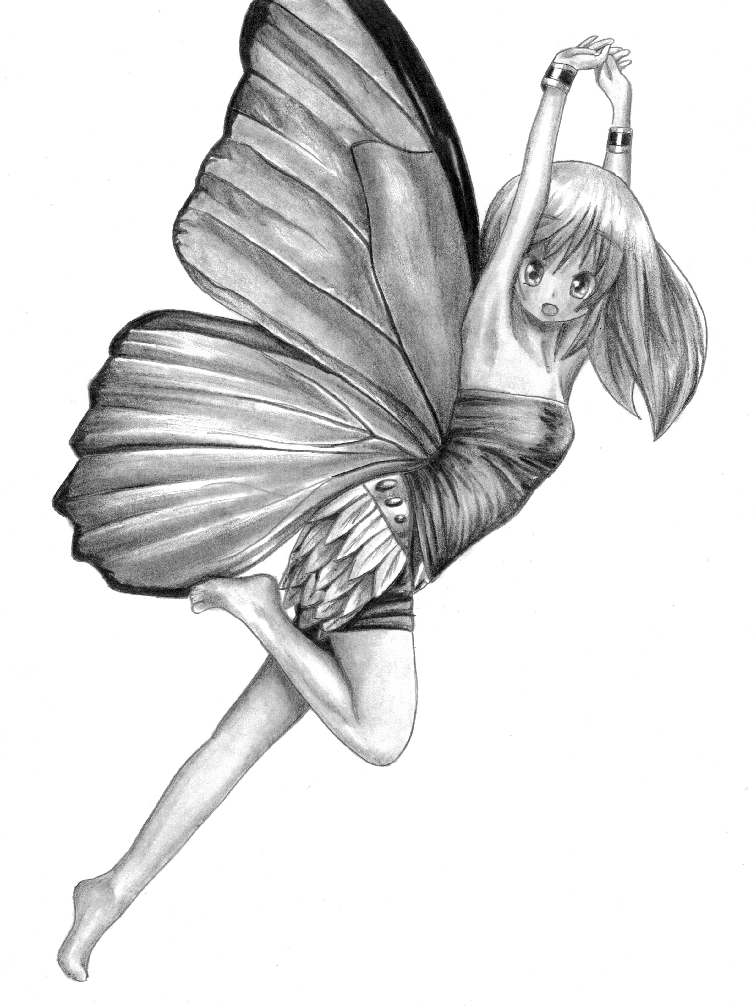 Fairy by owenluke on deviantart