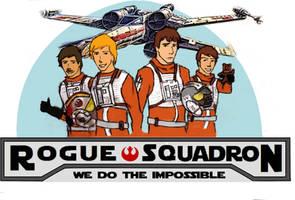 Rogue Squadron by Darkliss