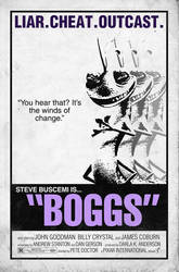 Boggs: 1970s Mock Poster by Paradox-95