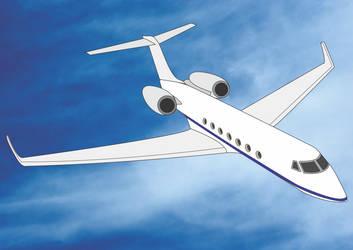 Vector Plane by Paradox-95