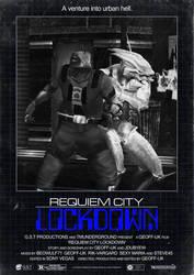 Requiem City Lockdown: Poster (Portrait) by Paradox-95