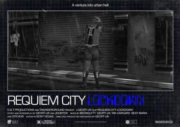 Requiem City Lockdown: Poster (Landscape) by Paradox-95