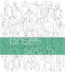 30+ Poses Set