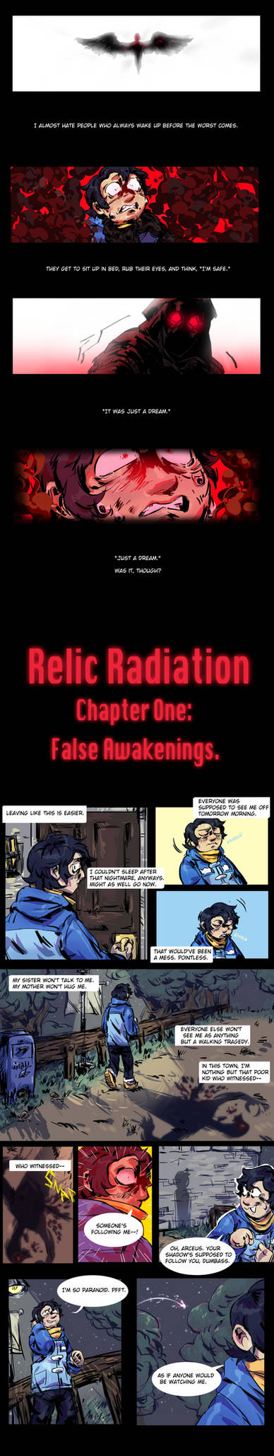 Relic Radiation Page 1