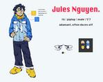 Jules Ref