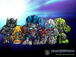 Transformers SD Movie