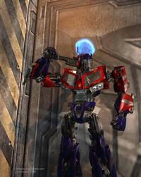 TFA Optimus Prime
