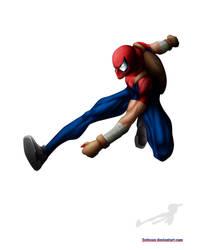legend of the spiderclan