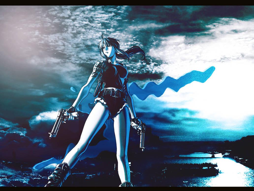 Wallpaper Black Lagoon By Tsubasa974 On Deviantart