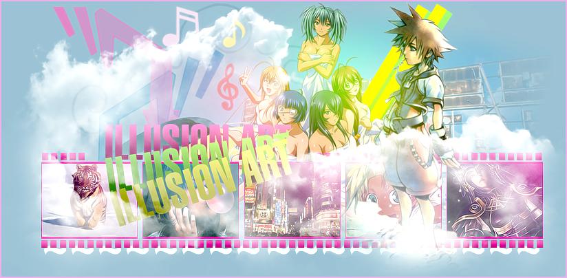 Tsubasa Style Illusion_Art_Header_Concour_by_Tsubasart