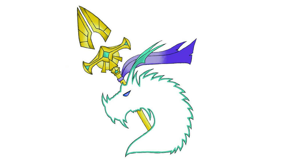Azir, Frost-Dragons Logo by Zeldaskylander