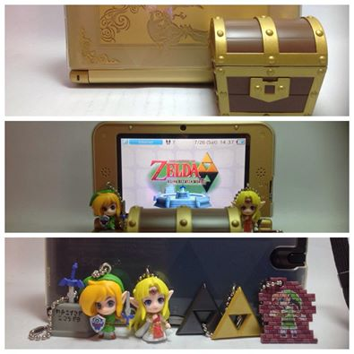 Legend of Zelda A Link Between Worlds merchandise by angel-oni13