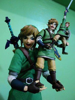 Legend of Zelda - Linkception by angel-oni13