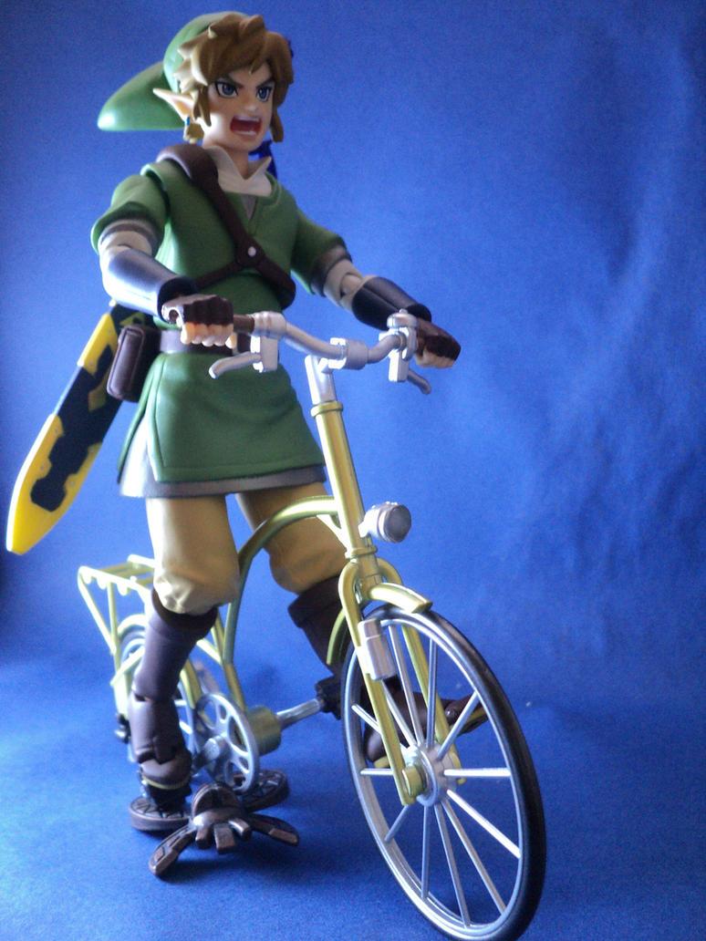 Legend of Zelda - Link is late for school by angel-oni13
