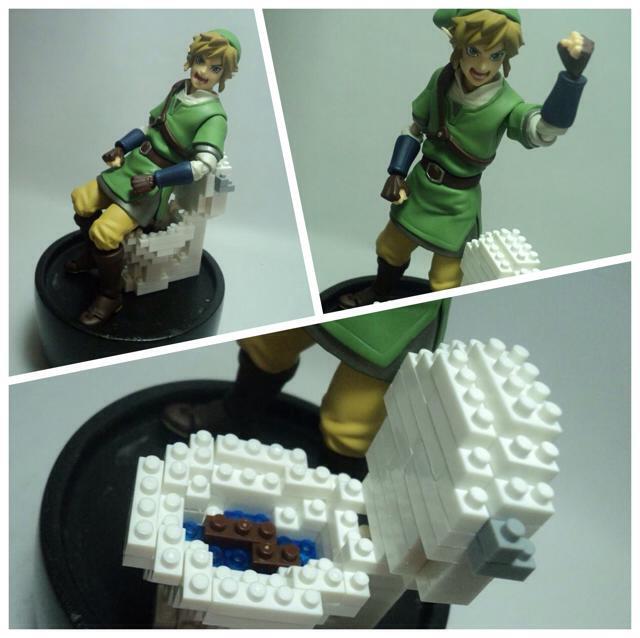 Legend of Zelda - Link's Throne by angel-oni13
