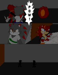 Icee the Hedgehog Issue 1 Pg 5