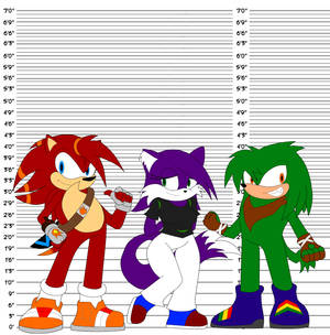 Icee Characters Height Chart