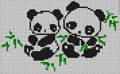 panda by leeloo66