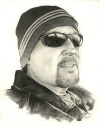 Commission Pencil Portrait