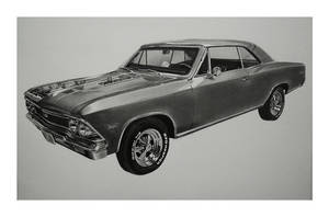 Chevelle by golfiscool