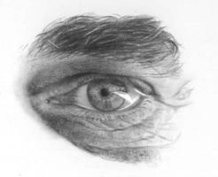 Eye by golfiscool