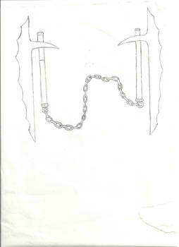 Chain Axe