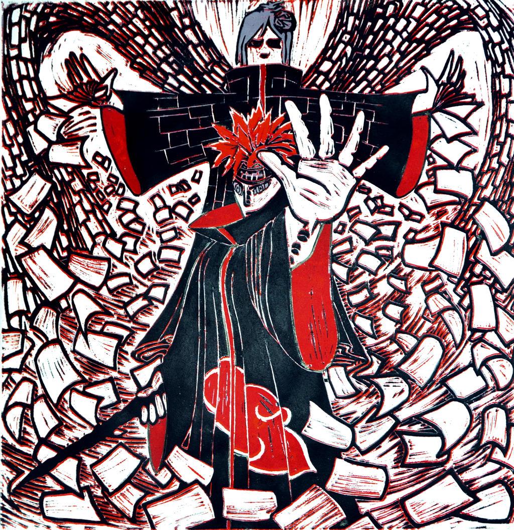 Pain Naruto Wallpaper: Akatsuki Set 2 By Chunopo On DeviantArt