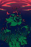 Battle team by Necrida7