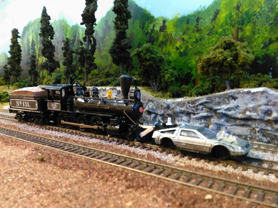 Back To The Future III Locomotive By Boilerwash On DeviantArt