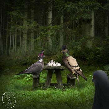 Time for Tea by inner-outsider