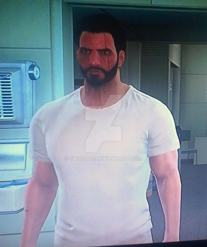 Nikolai in Fallout 4 by sword40