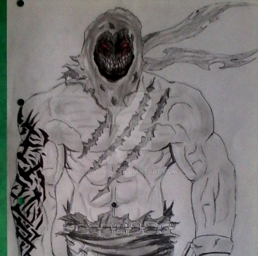 Nightmare The Demon Slayer by sword40
