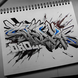 ''GRAPH'' To blackbookology | By DROBER | by Drooober