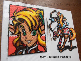May portrait - Shining Force 2