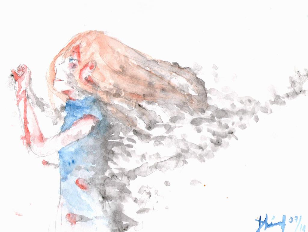 Farewell by haihai18
