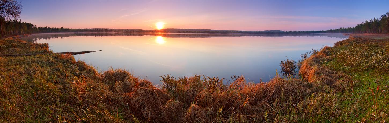 Lake Spasskoe by DeingeL