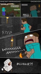 Minecraft: One Bad Egg