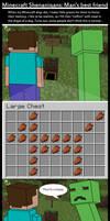 Minecraft: Man's Best Friend