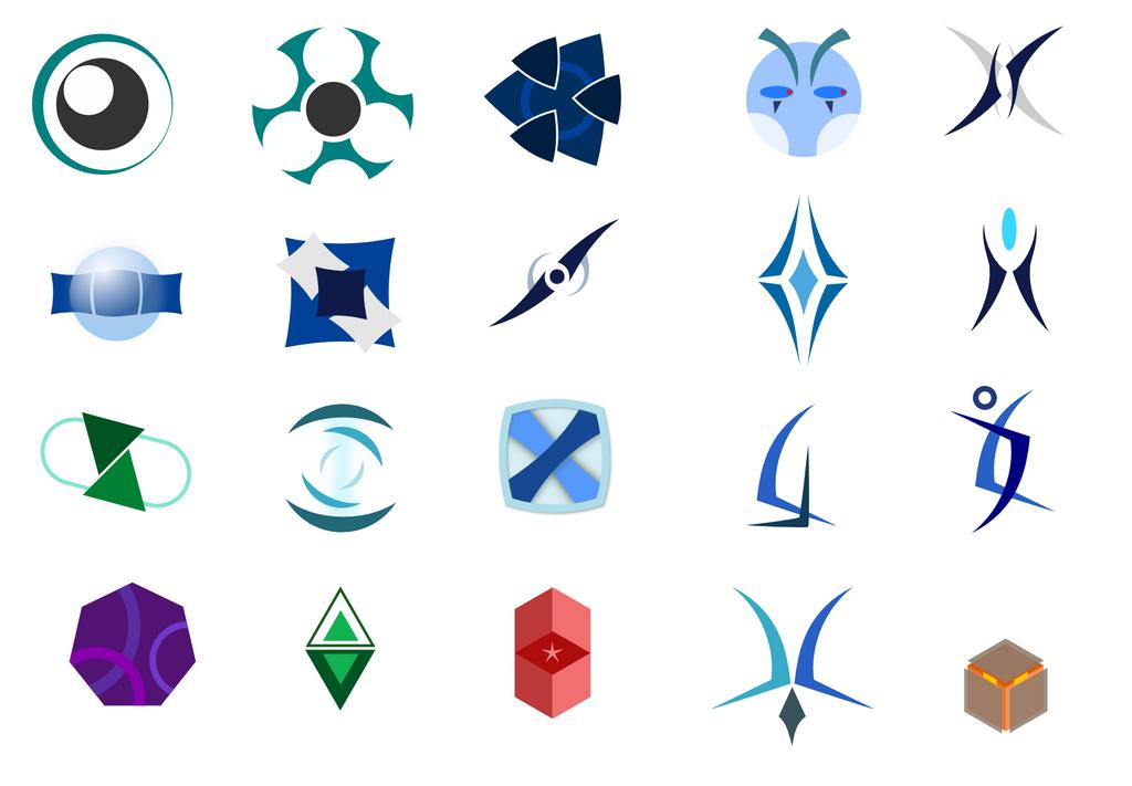 Logos by Fanaen