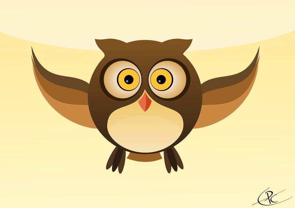 Owl by Fanaen